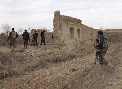 Mueren 20 miembros de las fuerzas de Afganistán en combates con los talibán en Uruzgán