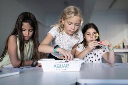 'Aquae STEM', el proyecto para impulsar las vocaciones científicas entre alumnas de Primaria