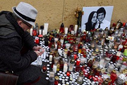 Imputadas cuatro personas en Eslovaquia por el asesinato en 2018 del periodista de investigación Jan Kuciak y su pareja