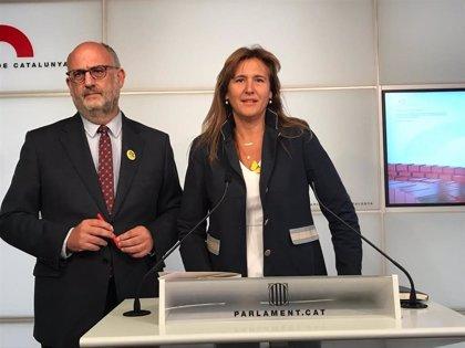 """JxCat acusa a Sánchez de """"menospreciar"""" a Torra y de hacer electoralismo"""