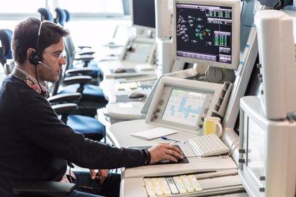 Los centros de control aéreo de Barcelona y Madrid entre las 20 infraestructuras europeas con más retrasos en septiembre