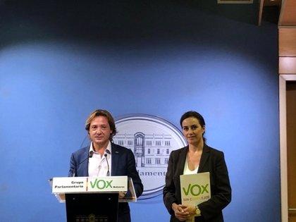 Vox critica la presencia de cargos políticos en la manifestación en contra de la sentencia del 'Procés' este domingo