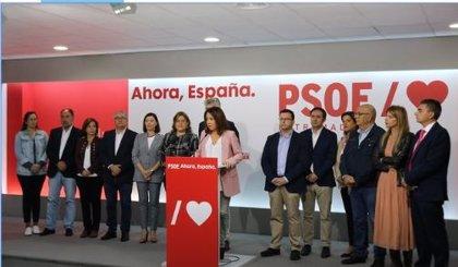 """Los candidatos del PSOE por Badajoz y Cáceres dicen que los extremeños deben elegir el 10N entre """"avanzar o retroceder"""""""