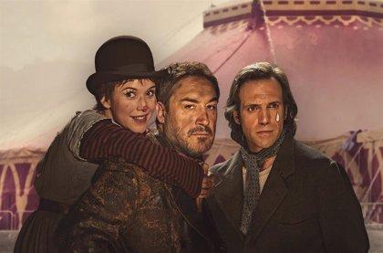 'La Strada', de Federico Fellini, este fin de semana en el Palacio de Festivales