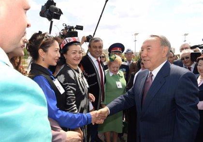 El expresidente de Kazajistán Nazarbayev podrá vetar nombramientos de ministros y gobernadores