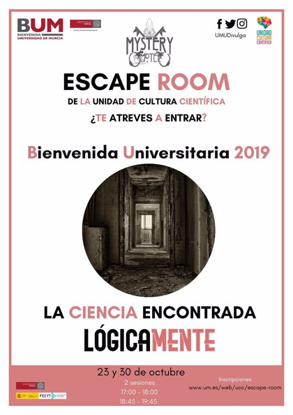 UMU estrena una nueva temporada de su escape room durante el BUM