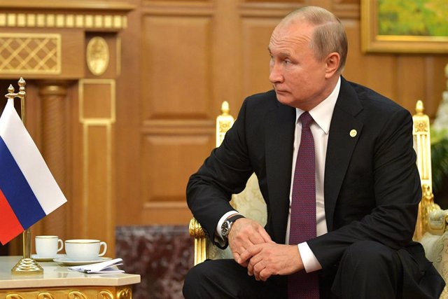 Rusia.- La Rusia de Putin, de vuelta en África