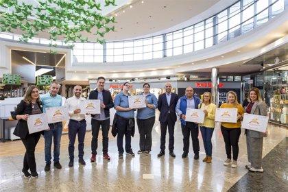 Arenal, Primark, Bimba y Lola, Flying Tiger y Foster's Hollywood ganan el premio 'Los favoritos' de intu Asturias