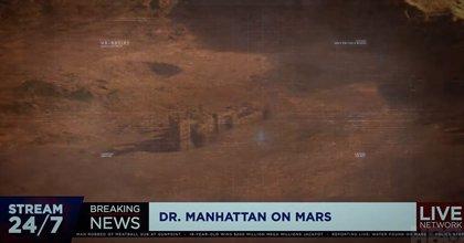 Watchmen: ¿Cuál es el papel del Doctor Manhattan en la serie de HBO?
