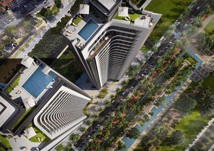 Grupo Avintia construirá dos torres de 30 plantas en la ciudad de Málaga por 80 millones de euros