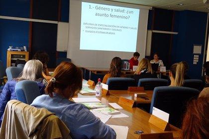 Más de 200 profesionales se especializan en Andalucía en el ámbito de la salud con perspectiva de género