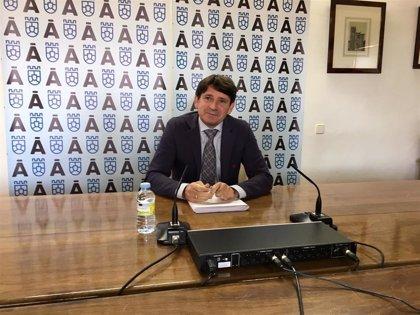La Diputación de Ávila aprueba 300.000 en nuevas ayudas para mantener el tejido industrial