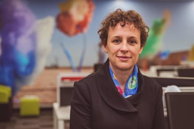 Carolina Prieto, nueva directora general de Lenovo Mobile Business Group y Motorola Iberia