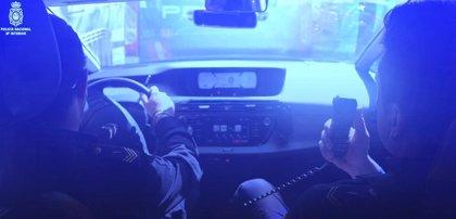 Tres detenidos por intentar robar en un local de hostelería de Santander