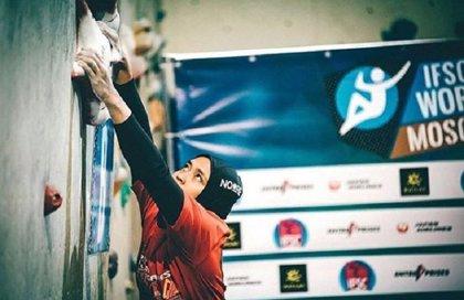 ¿Spiderwoman?: Aries Susanti Rahayu ha batido un récord mundial femenino escalando 15 metros en 6,995 segundos