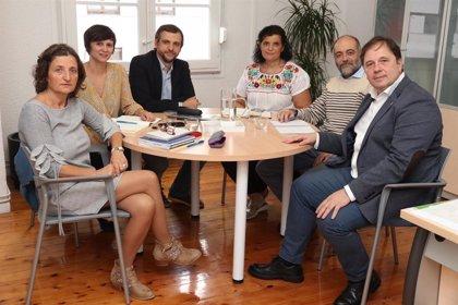 PMEI vista el organismo autónomo de Escuelas Infantiles de Pamplona para establecer sinergias entre ambas instituciones
