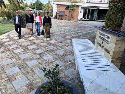 Caraballo realiza una visita institucional a Valverde (Huelva) para conocer las demandas y proyectos municipales