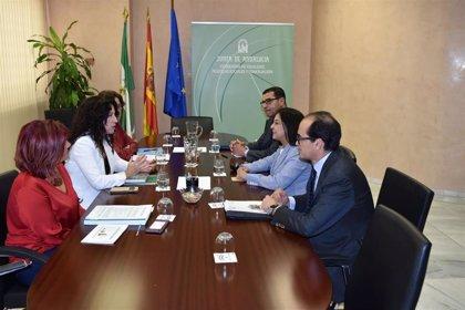 La Junta aborda con la embajadora de Marruecos el proceso de identificación y atención a menores no acompañados