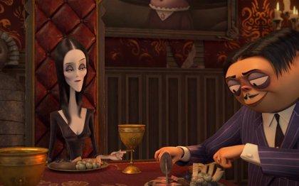Así es una cena en casa de La Familia Addams