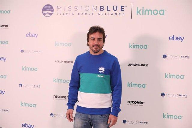 """Motor.- Fernando Alonso: """"Si corro el Dakar mi primer objetivo es acabarlo y un"""