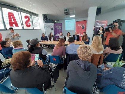 10N.- Susana Serrano destaca la promesa de Unidas Podemos de derogar la Ley Montoro y regular los alquileres