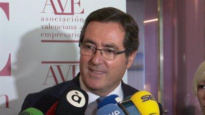 """Garamendi (CEOE) promete """"lealtad"""" al futuro gobierno y pide cuatro años sin elecciones"""