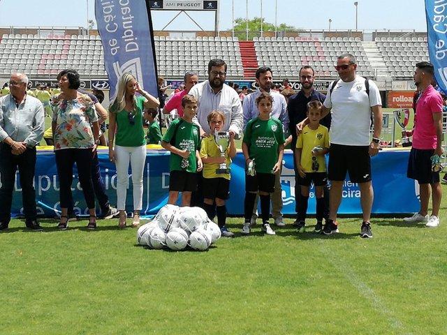 Jaime Armario, diputado provincial de Deportes de la Diputación de Cádiz
