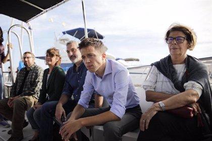"""Errejón, sin espacio para propaganda electoral en RTVE, advierte de que su mensaje """"corre de boca en boca"""""""