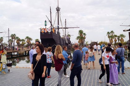 Culmina el programa de actividades conmemorativo por el 25 aniversario del Muelle de las Carabelas en Huelva