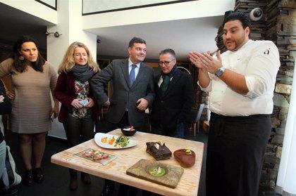 El onubense restaurante Acánthum y la almeriense Isabel de Juan Rodríguez ganan los Premios Nacionales de Hostelería