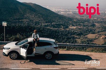Bipi y Ruralka firman un acuerdo de colaboración para ofrecer ventajas a sus clientes