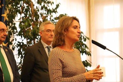 UGT y CCOO, satisfechos tras la reunión con Ribera sobre la revitalización de las cuencas mineras