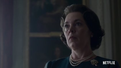 Buckingham, al borde del colapso en el tráiler de la 3ª temporada de The Crown