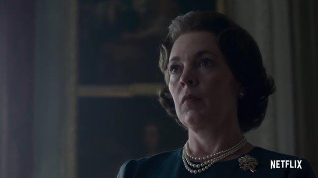 Imagen de The Crown en Netflix