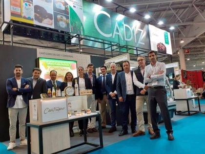 Un total de nueve empresas de Cádiz buscan oportunidades de negocio en la Feria de Ecológicos de Francia con Extenda
