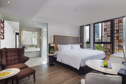 Meliá Hotels cierra en bolsa con un aumento del 2,57% tras lanzar un programa de recompra