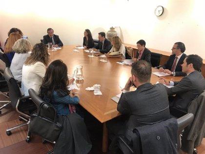 """La Comunidad muestra su máximo apoyo a jueces y fiscales catalanes ante """"una situación ambiental de presión"""""""