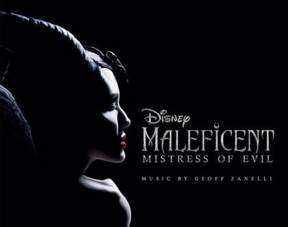 Ya está disponible la banda sonora de 'Maléfica: Maestra del mal'