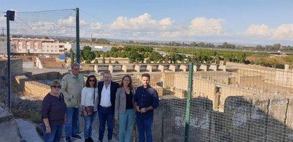 """10N.- El PP promete """"acelerar"""" el proceso de elevar a la Unesco la candidatura de Itálica al Patrimonio Mundial"""