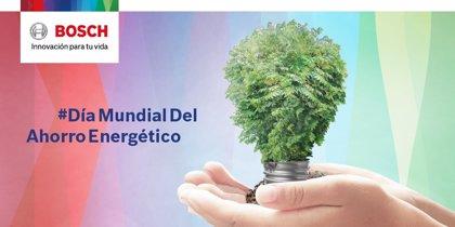 Bosch Termotecnia ofrece cuatro sencillos consejos para reducir el consumo energético