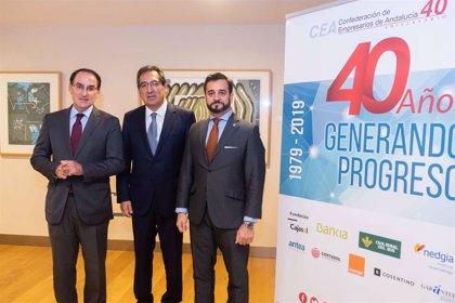 CEA celebra en Cajasol una jornada sobre fundaciones y empresas dentro de los actos de su 40º aniversario