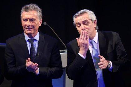 """Fernández se ve ganador y pide una transición """"tranquila"""": """"Pierde Macri y asume otro"""""""