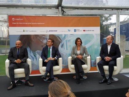Boeing promueve en Lugo las 'aulas Newton', que fomentan el conocimiento científico-técnico