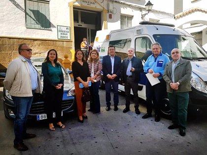 La Junta visita el Centro de Salud de Iznájar (Córdoba) para conocer su situación