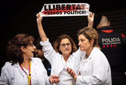 Rivera critica a los sanitarios que abuchearon a Sánchez: ponen la ideología por encima del servicio público