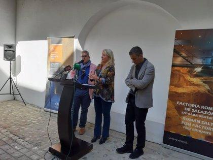 La Junta presenta la campaña 'Conoce los enclaves' en Cádiz