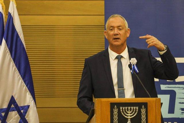 Israel.- Benny Gantz tendrá 28 días para formar Gobierno en Israel tras el fraca