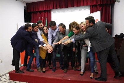 """Juan Marín: """"Somos imparables. España está en marcha porque Ciudadanos está en marcha"""""""