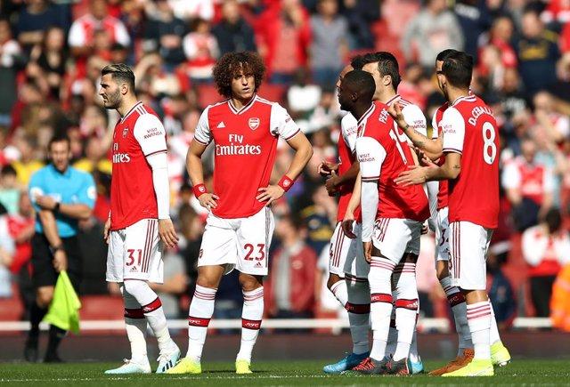 Fútbol/Premier.- (Crónica) El ascendido Sheffield United frena al Arsenal