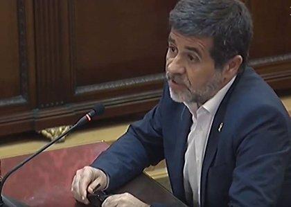 """Jordi Sànchez (JxCat) cree que Torra ha actuado tarde y lamenta un """"vacío de dirección política"""""""